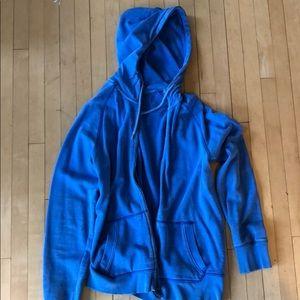 Gap Lived In Zip up hoodie